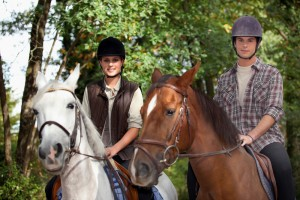 Rutas a caballo por el Pirineo