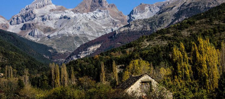 Valle de Aisa en Noviembre